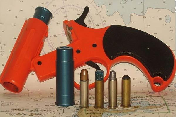 Olin 12 ga flare gun