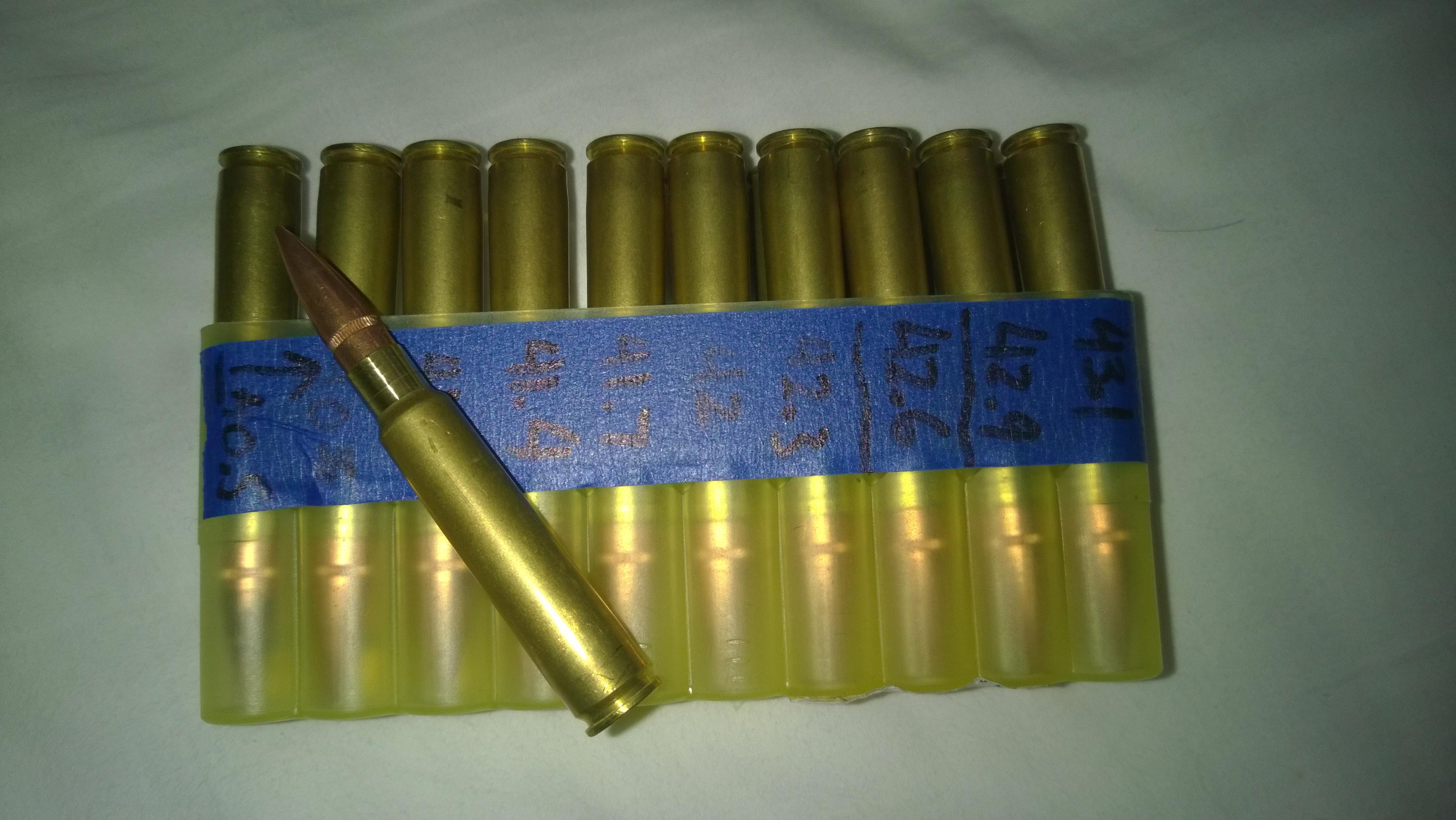 7 7 Jap Reload Data Firearms Talk