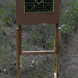 Target Stand - Front