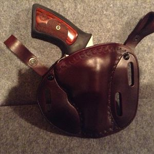 Simply Rugged Holster