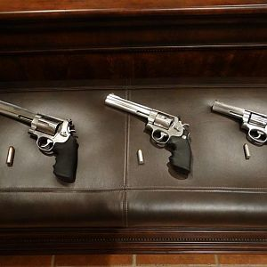 Some of my revolvers