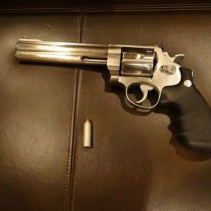 .44 magnum Smith and Wesson