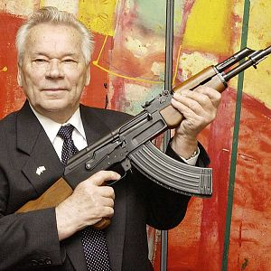 The Legendary Designer Mikhail Kalashnikov